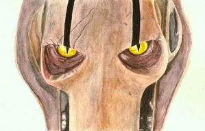 General Grievous by Nala15