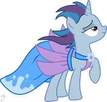 Picture perfect pony vector by Hourglass-Vectors