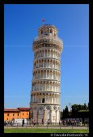 Torre di Pisa by TVD-Photography