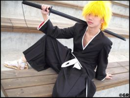 ichi cos at matsuri autum 08 by Acedemond