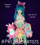 #ProBJDArtists by Riona-la-crevette