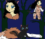 OUAT snow turning into a cat part2 by MissJulyFarraday