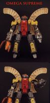 Omega Supreme Custom by Unicron9