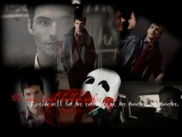Ian Harding by AJtheDarkSiren