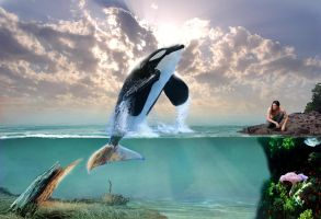 Natsilane and the creation of orcas by nightwish87