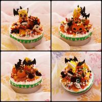 Trick or Treat halloween box by Fraise-Bonbon