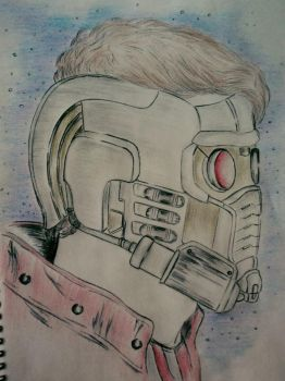 Star-Lord by DualityNoir