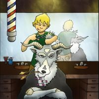 Billy-goat-haircut by Compozure