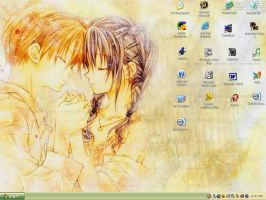 Full Moon wo Sagashite Desktop by Agehachou