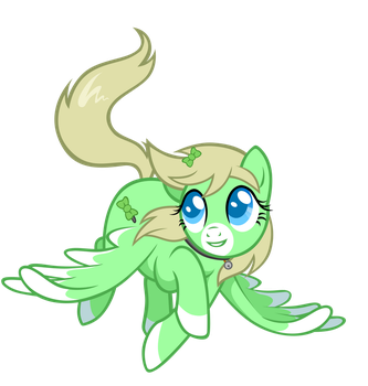 Commission: Sugarmint Skies by Chagial