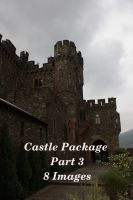Castle Package 3 by bookscorpion