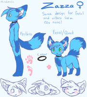 Zazza -updated- ref by Mindmusic