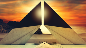 30 in 30 Seventeen Temple by centric-prometheus