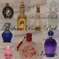 Perfume Bottles Pack by BellaDonnaStock