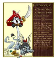 Neopet Profiles - Fuzzybuckle by Quarter-Virus