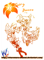 Gift - Fairy Dance by Wharomaru-Zhamal