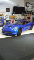 2014 Corvette Stingray Coupe by themodelist