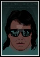 They Live - Poster by xMattMurderx
