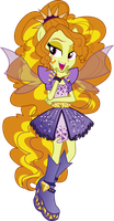 Adagio Dazzler the Dazzling by TheShadowStone