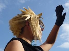 Cloud Strife 3 by FuriaeTheGoddess