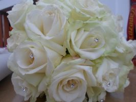 Wedding flowers - bouquet by Birdsatalcatraz
