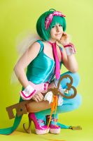 Ranka Lee~ Macross frontier  * Magical Girl * by SHIcosplay