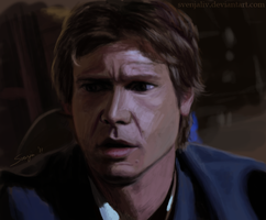 Captain Solo by SvenjaLiv