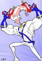 Earthworm Jim Quicky by CerberusLives
