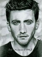 Jake Gyllenhaal by Lorelai82