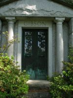 Mausoleum Door by bean-stock