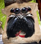 Jumping Spider T-Shirt by TheFunnySpider