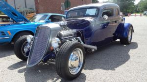 1934 Ford Custom Coupe by sfaber95