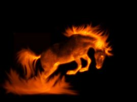 Equus Incendia by LHufford
