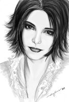 Alice Cullen by marAttacks