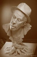 Tom Waits From Mortal Clay 20 by TrevorGrove