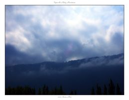 Upon the Misty Mountains by Drakkinstorm
