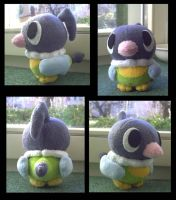 Chatot Plush by Ashayx