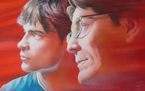 SuperMEN Alex Ross by Xionice