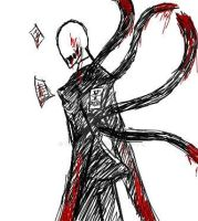 Slender the last note by tmntffnyp