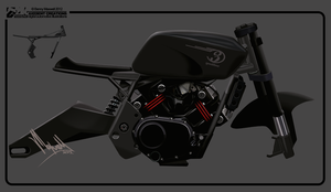 Cafe Racer UPDATE by Axesent