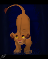 Simba by SilvertoneAnimals