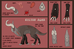 Kolvar Agha [Reference] by Anophior
