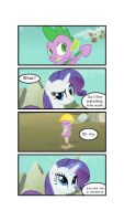 Miss Rarity Likes by stratusxh