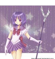 Sailor Saturn by Nawal