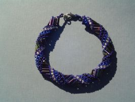 Russian Spiral Bracelet by tyshalae