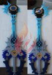young xehanort's Keyblade - Body Complete! by BlastFlame