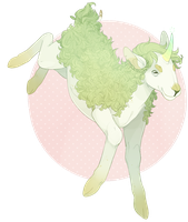 sheepsona commission by stormcat