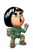 Rock Lee by danimation2001