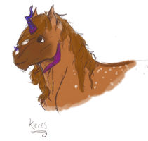Keres the Cute by JEAikman