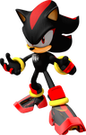 Shadow the Hedgehog (Xperience) by Jogita6